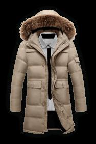 Длинная куртка Color Fit
